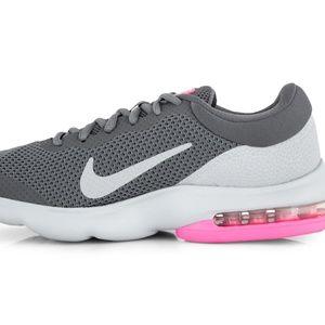 Nike Women's Air Max Advantage Shoe - Dark Grey